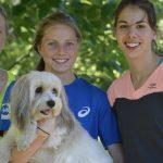 Chloé, Elise, Amélie Championnats de France
